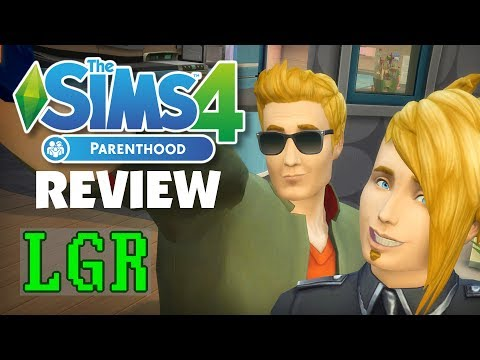 LGR - The Sims 4 Parenthood Review