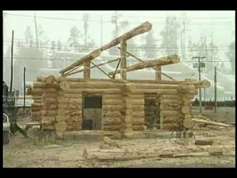 Build a log cabin school
