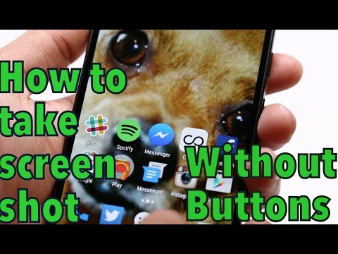 How to Take Screenshot Without physical button [NO ROOT NO APP REQUIRED]