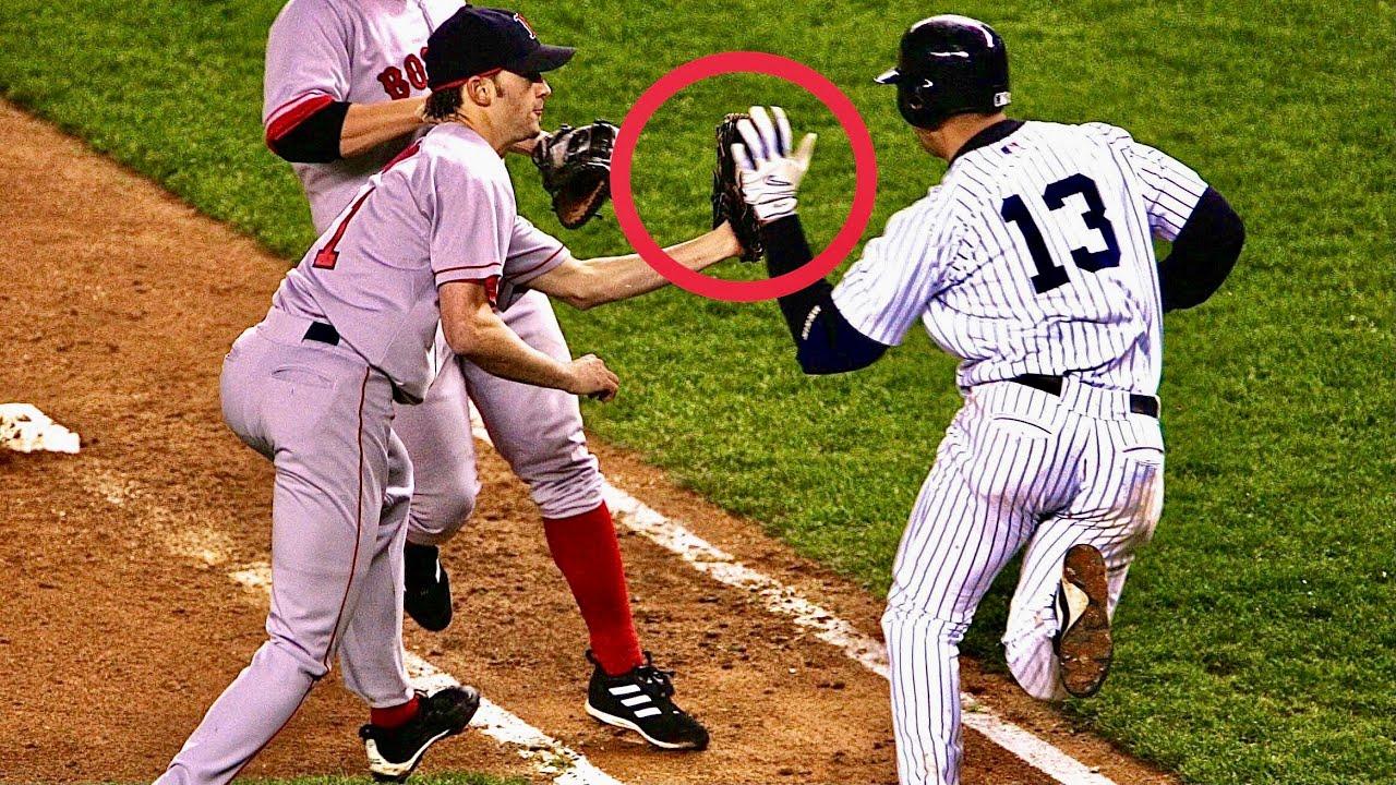 MLB | Unsportsmanlike Action