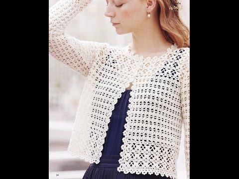 crochet shrug| how to crochet vest shrug free pattern tutorial for beginners 14