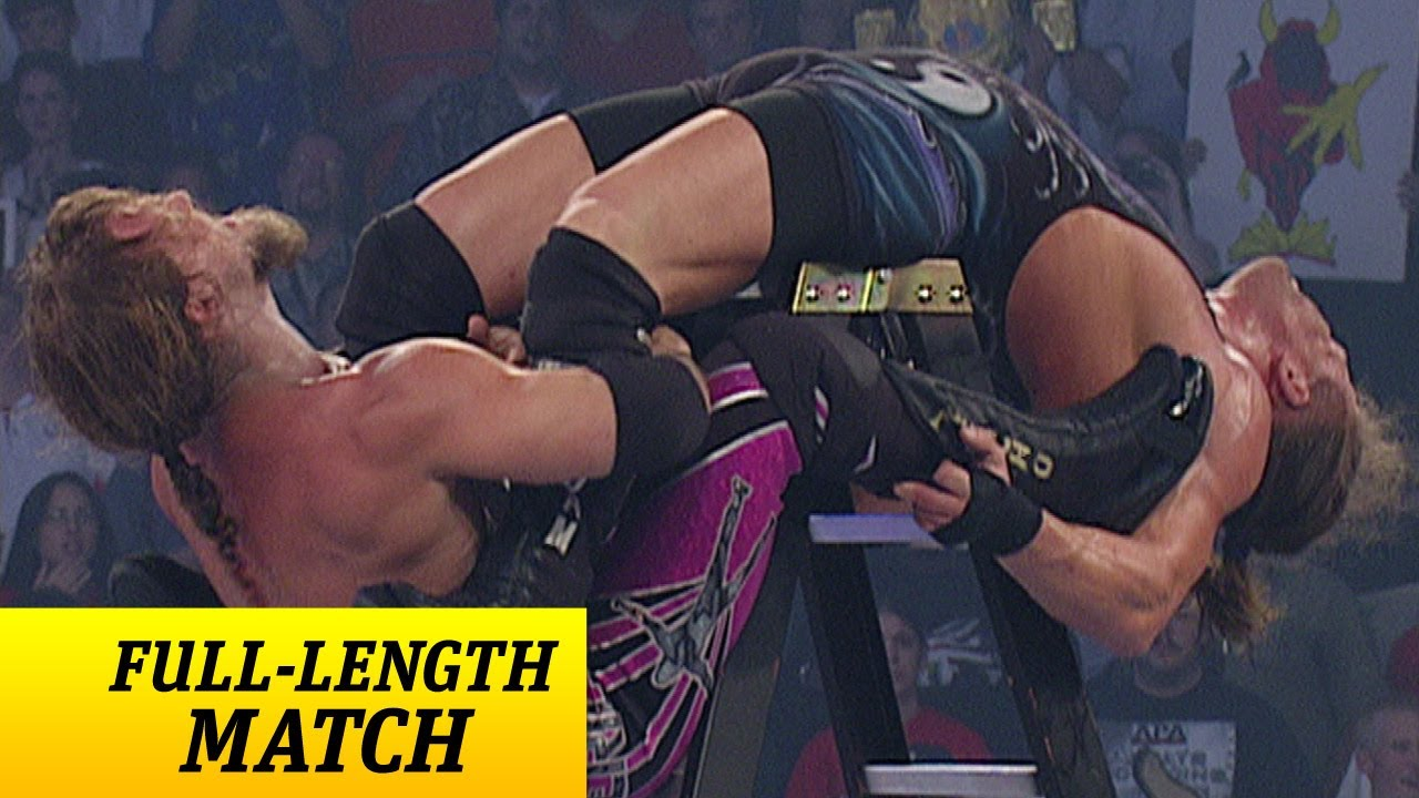 FULL-LENGTH MATCH - Raw - TLC 4