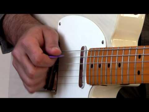 5 Hot Country Guitar Licks - TheGuitarLab.net -