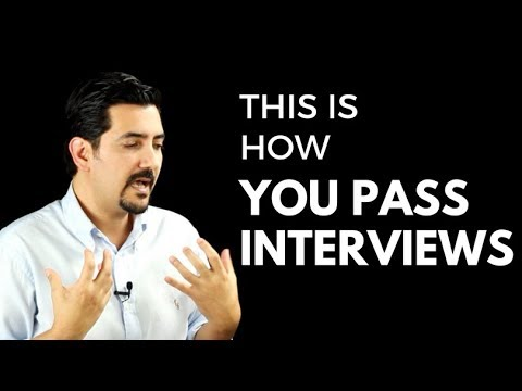 Interview Preparation MasterClass - Learn How To Prepare For A Job Interview ✓