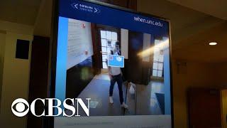 UNC develops new social distance technology