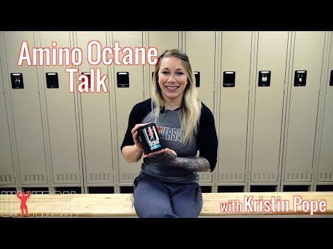 Amino Octane Talk with Kristin Pope