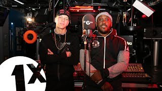 Zeph - Voice Of The Streets Freestyle W/ Kenny Allstar on 1Xtra