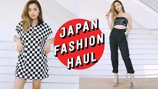 japan fashion summer haul