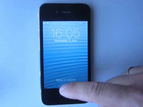 Bypass Passcode To Access Photos On iOS 7 Beta