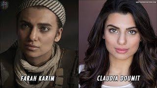 COD Modern Warfare 2019 Voice Actors - Price is Back