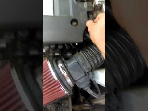 2004 Hyundai elantra with bad throttle body sensor