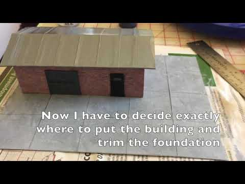 Scratch Building with Vinny Part 2