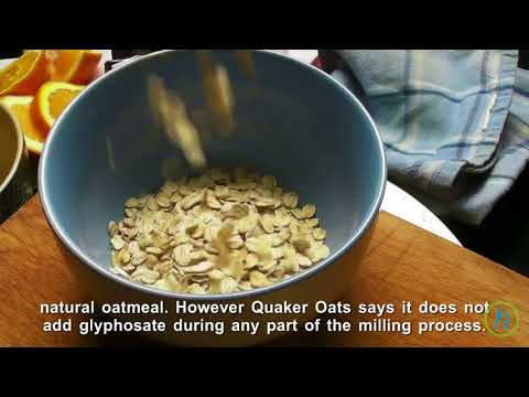 Pesticides in Your Oatmeal
