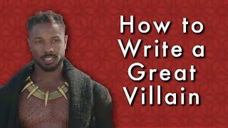 Killmonger - 3 Screenwriting Reasons WHY he
