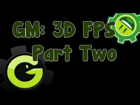 Game Maker 3D FPS Tutorial Part 2