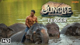 Junglee | Official Teaser | Vidyut Jammwal | Chuck Russell | In Cinemas 29th March, 2019