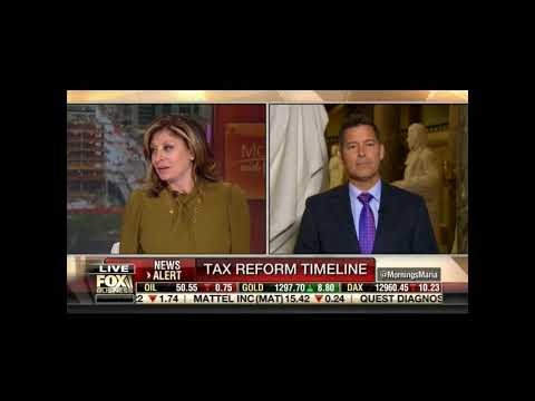 Sean Duffy on FBN Mornings With Maria