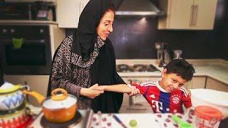 Lugimat Saudi Dessert Mini Donuts |  لقيمات عوامه