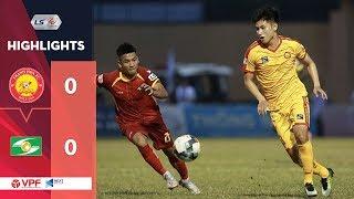 Highlights   Thanh Hóa - Sông Lam Nghệ An   Chấm dứt chuỗi trận trắng tay   VPF Media