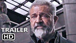 BOSS LEVEL Official Trailer (2021)