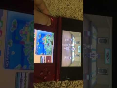 How to get the three hoenn starters in pokemon x and y