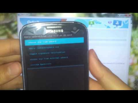 How to Root Samsung Galaxy S3 with Android 4.3 Jelly Bean