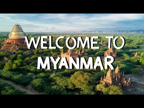 HOW TO TRAVEL MYANMAR - A Backpacking Documentary - Episode 3: YANGON to BAGAN