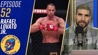 Rafael Lovato Jr. wants to fight Lyoto Machida as first title defense | Ariel Helwani's MMA Show