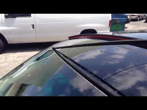 HOW TO Replace Upper Windshield Weather Molding/Trim BMW 5 Series 3 Series E90 E39 528I 328I M5 M3