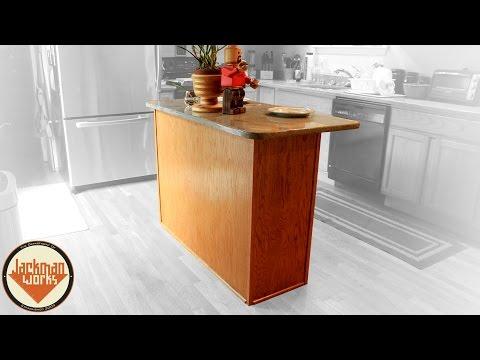 Kitchen Island Build