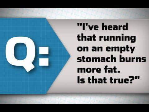 Running on Empty Stomach - Good or Bad - Runner's World