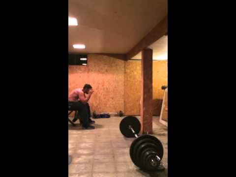 How I get jacked up for a heavy lift