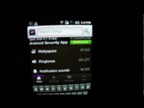 Descarga los mejores tonos de llamada y de mensaje en Android