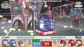 Qual 69 - 2017 Buckeye Regional