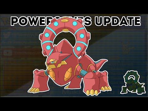 Get Volcanion Now! Volcanion Comes to PowerSaves!