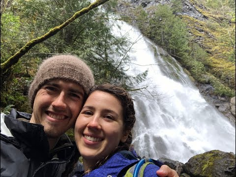 check out these WATERFALLS in Washington!