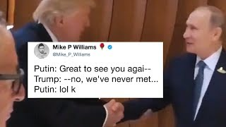 5 of the best memes from trumps trip to the g20 summit