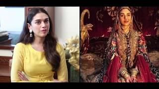 """What I Really Find AMAZING About Ranveer Singh Is..."": Aditi Rao Hydari"