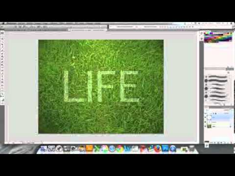 Manipulación de Textos Photoshop Boomerang