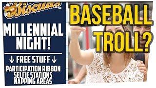 Baseball Team Runs Hilarious