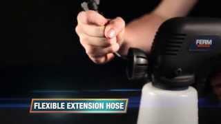 FERM Power Multipurpose Spray Gun SGM1008
