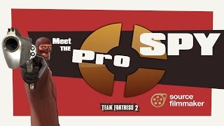 Meet The Pro Action Spy [sfm]