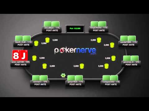 Sunday Millions Final Table MTT Review P8 | Pokernerve.com
