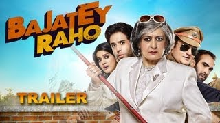 Bajatey Raho | (Uncut Trailer) | Tusshar Kapoor & Dolly Ahluwalia