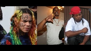 6ix9ine's Case Nearing Its End. 4 More Plead GUILTY. Only 4 Others Left to Resolve their Cases.