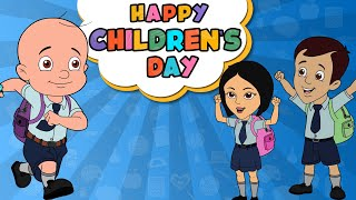 Mighty Raju - The School Festival   Children's Day Special