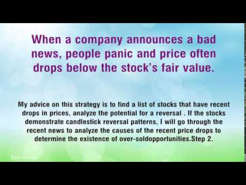 3 Steps To Profitable Stock Picking