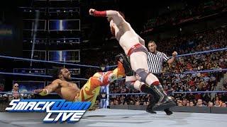 Xavier Woods vs. Sheamus: SmackDown LIVE, May 1, 2018