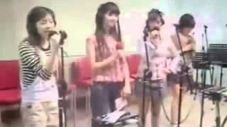 [070914]SNSD #Because I'm A Girl (KISS)