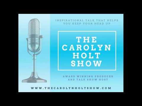 The Carolyn Holt Show - BLACK WOMEN SHOULD DEFINE BEAUTY 7-31-17